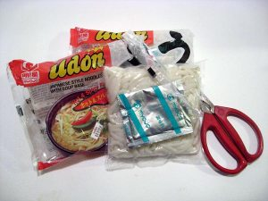 instant udon packages