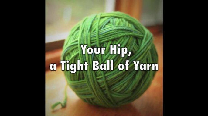photo, ball of yarn