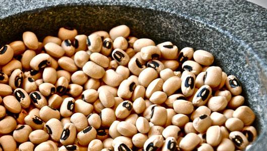 photo of dried peas