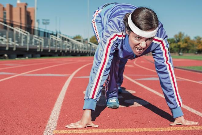 image of runner
