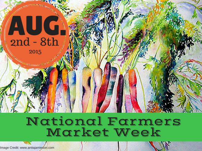 Logo Farmers Market Week