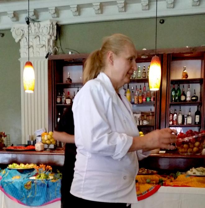 photo of Chef Lenka