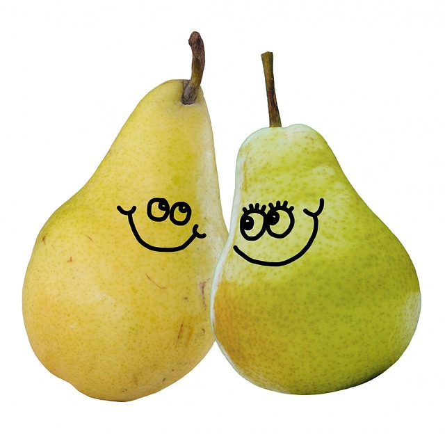 photo of happy pears